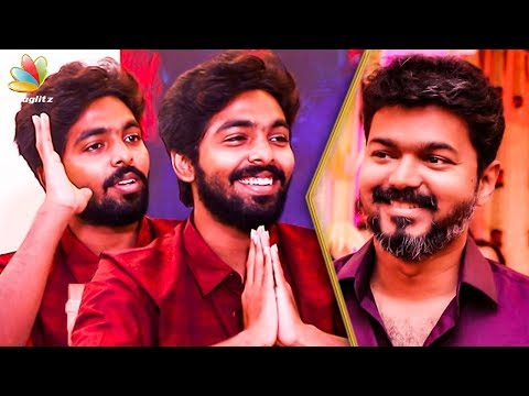 Why I'm a VIJAY Fan in Sarvam Thaala Mayam : GV Prakash Interview | AR Rahman, Rajeev Menon Movie