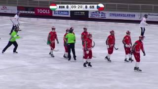 Maďarsko - Česko 10-1