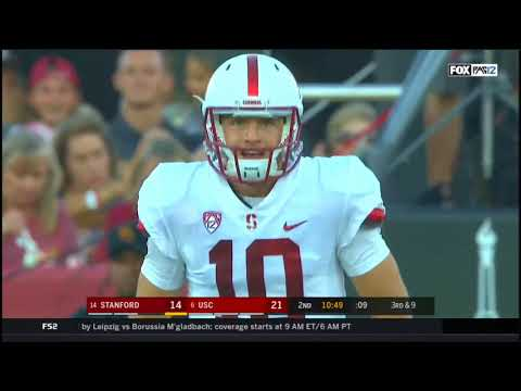 2017 - Stanford Cardinal at USC Trojans in 30 Minutes