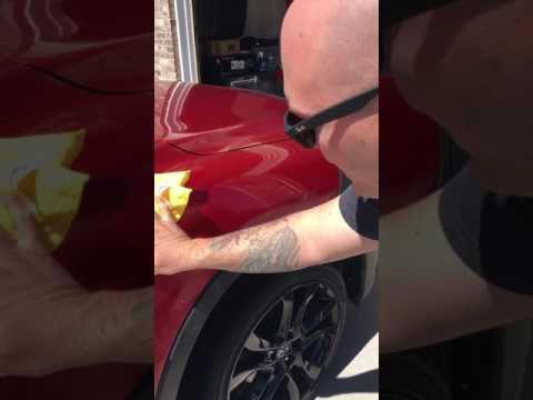 Dual Polymer Waterless Car Wash Review