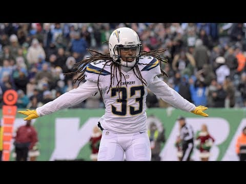 Chargers Free Agency || Tre Boston Highlights