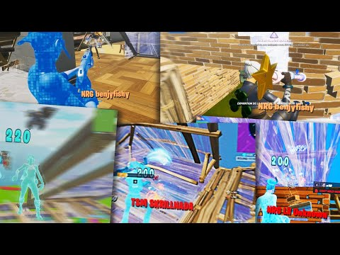 Everyone Who Makes Fortnite Montages & Highlights Be Like