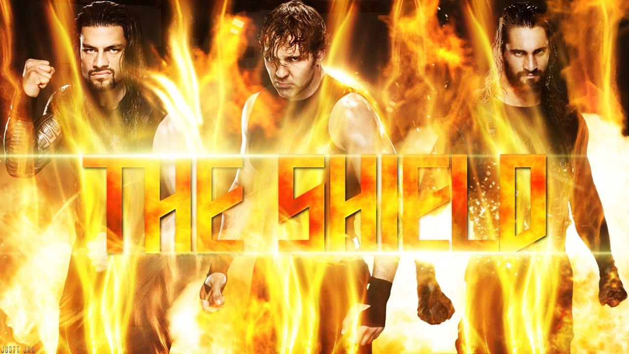 WWE The Shield Last Titantron Entrance Video 2014 HD - YouTube