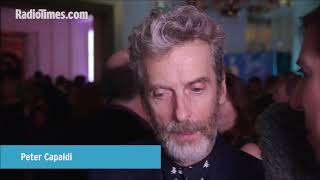 Video Peter Capaldi Gives his Opinion On the New Showrunner Chris Chibnall download MP3, 3GP, MP4, WEBM, AVI, FLV November 2017