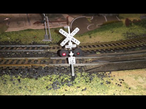 Ho Scale HMA Railway Crossing Signal