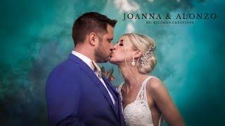 Beautiful Wedding Video Sneak Peek | Joanna & Alonzo