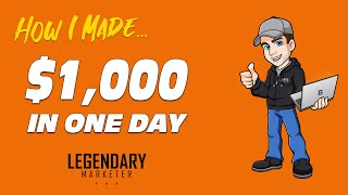 Get On the Legendary Marketer Leaderboard (Earn Big Commissions with Free Traffic & This Funnel)