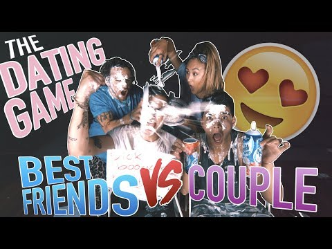 THE DATING GAME BEST FRIENDS vs COUPLE ft ALEX WASSABI & LAURDIY