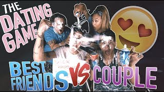 Download THE DATING GAME (BEST FRIENDS vs COUPLE) ft. ALEX WASSABI & LAURDIY Mp3 and Videos