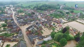 Pas-en-Artois, un an après les inondations