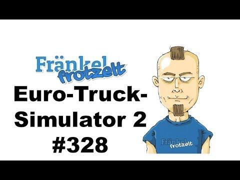 Let's play ETS2 #328 - Harry und der Skiunfall von Michael Schumacher