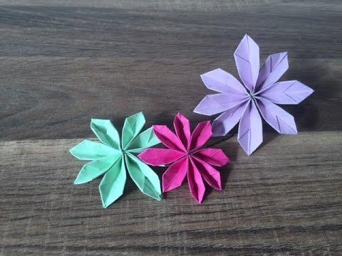 Diy Blume Basteln Einfach Und Schnell Hergestellt Super Als Deko