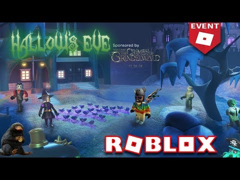 ROBLOX Hallow's Eve Event LIVESTREAM FAIL - I'M ALL ALONE!!