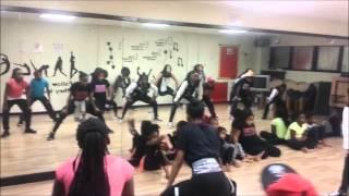 G.A.P Academy Gospel hip-hop dance choreo to NO1# SPOT By Flame
