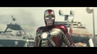 Iron Man Mark V (Suitcase armour) - Driving with the Top Down