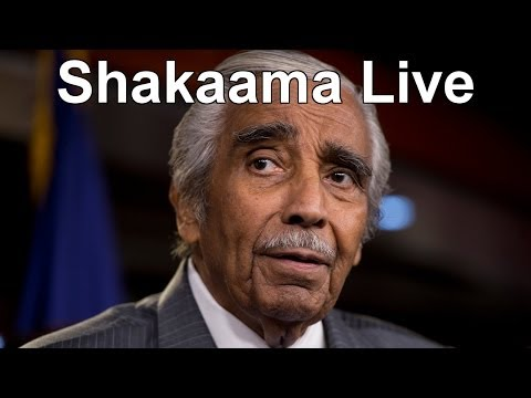 Congressman Charlie Rangel Calls Tea Party Racists
