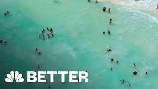 How The Beach Does Your Mind and Body Good | Better | NBC News
