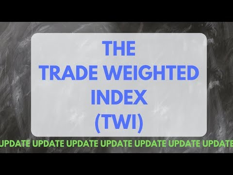 Trade Weighted Index