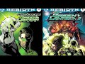 The Death & Rebirth of the Green Lanterns! (Hal Jordan And The Green Lantern Corps: Full Story) thumb