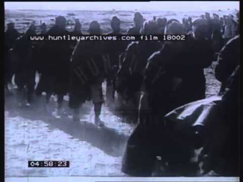 South African perspective on World War Two.  Film 18002