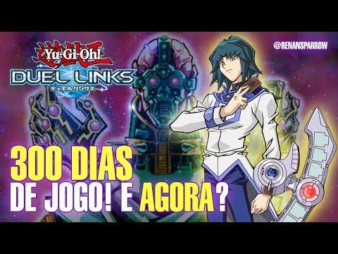 300 DIAS DE JOGO! E AGORA? - Yu-Gi-Oh! Duel Links #180