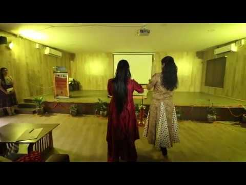 Euphonic Yoga @ National Conference, Daulat Ram College, Delhi University