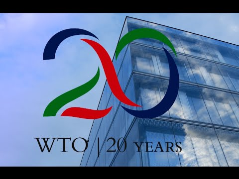 Looking back at 20 years of multilateral trade