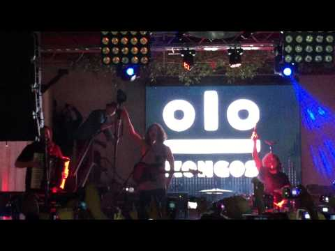 Kongos - Come with me now (Live in Bogota 18-03-2015)