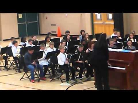 Savanna oaks middle school concert 2015