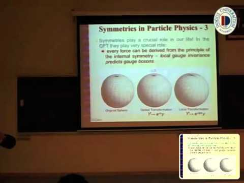 Particle Physics 1,2