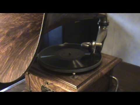 85 YEAR OLD Civil War Veteran Lauren Higbie Recorded On Early 78rpm Record (Absolutely Captivating!)