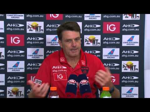 Rd 7: Paul Roos post-match