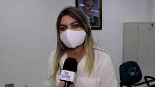 Morada Nova   Morada Nova Luciana Almeida secretária de saúde destaca a reforma e construção de equi
