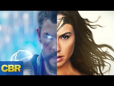Wonder Woman VS