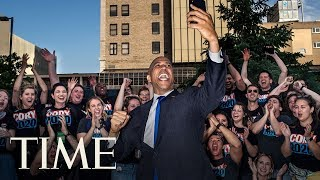 On The Trail With Cory Booker | TIME
