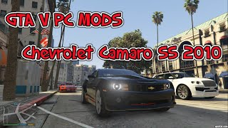 GTA V PC MODS Chevrolet Camaro SS 2010