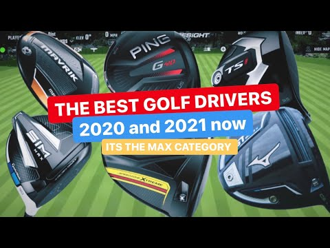Best Golf Irons 2021 THE BEST GOLF DRIVERS 2020/2021 EASIEST TO HIT DRIVERS   YouTube