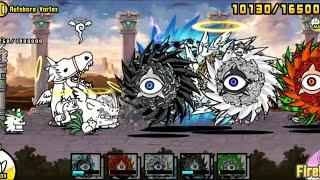 Cyclones vs Uncanny Legends Stages