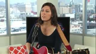 live on sunset meiko leave the lights on acoustic performance