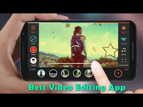 Best Free Android  Editing App  Edit s with FilmoraGo Tutorial