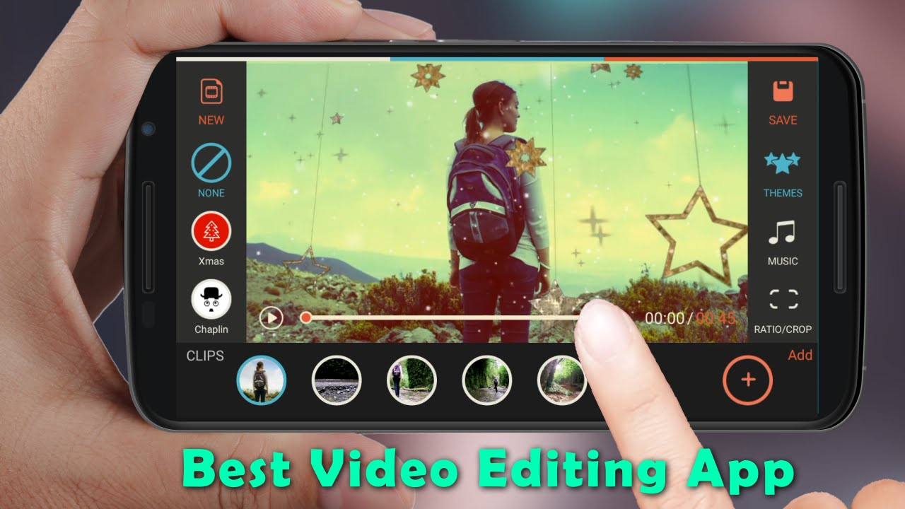 Top ten photo editing software for android