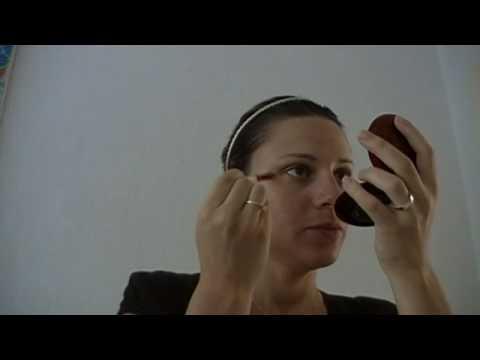 'Make up nude' parte 1 - Dani-Se na internet
