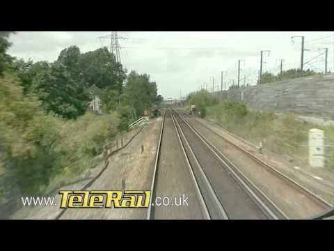 Telerail in the Cab Volume 8 Dover to St Pancras & return - Telerail