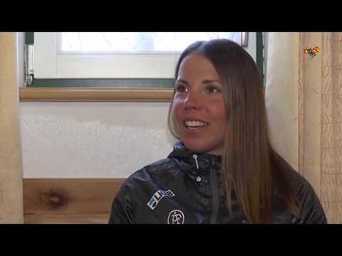 """Kalla: """"Känslomässigt att få dela scen med Anna Holmlund"""""""