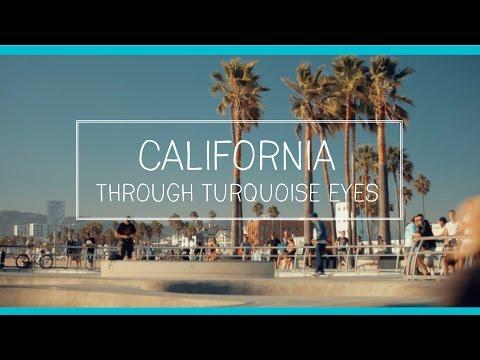 Discover California Through Turquoise Eyes