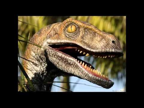 Динозаврики (караоке)