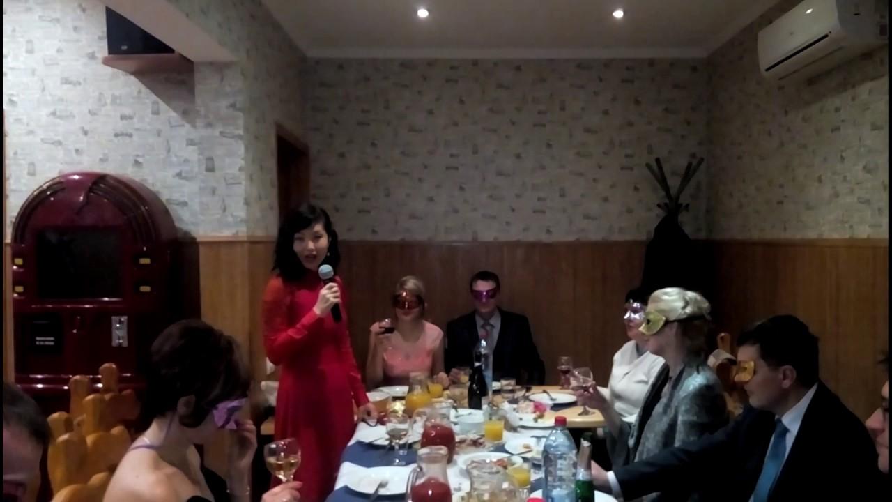 Новогодний тост от председателя БК