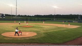 Andrew  Columbia MO hit to right field 7:6:18