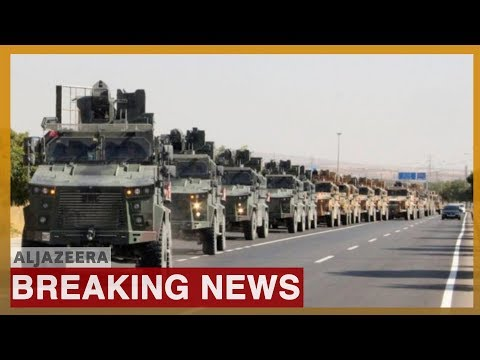 Turkey launches military