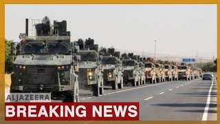 Turkey launches military operation in northeast Syria